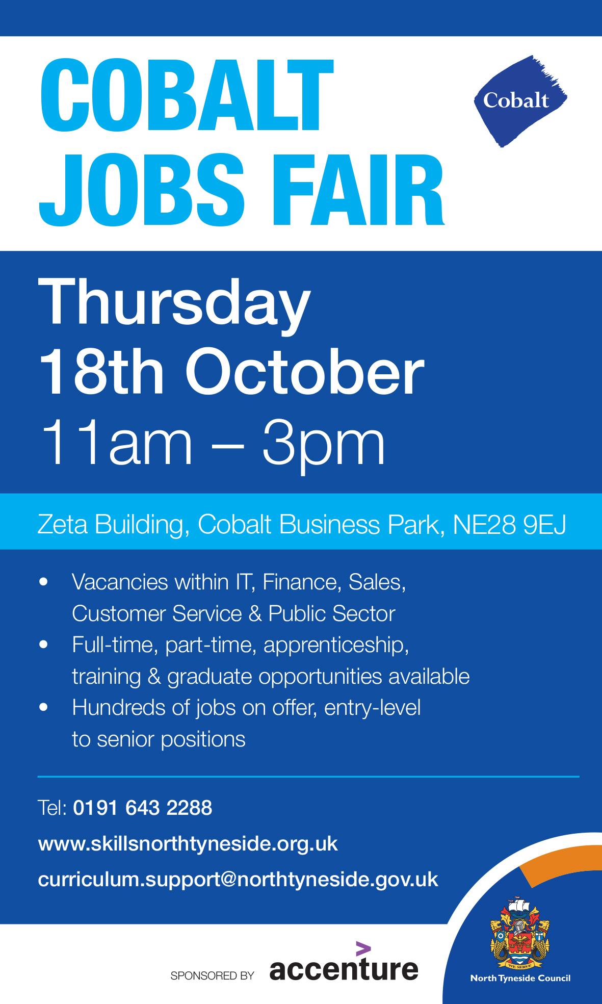 Cobalt Jobs Fair