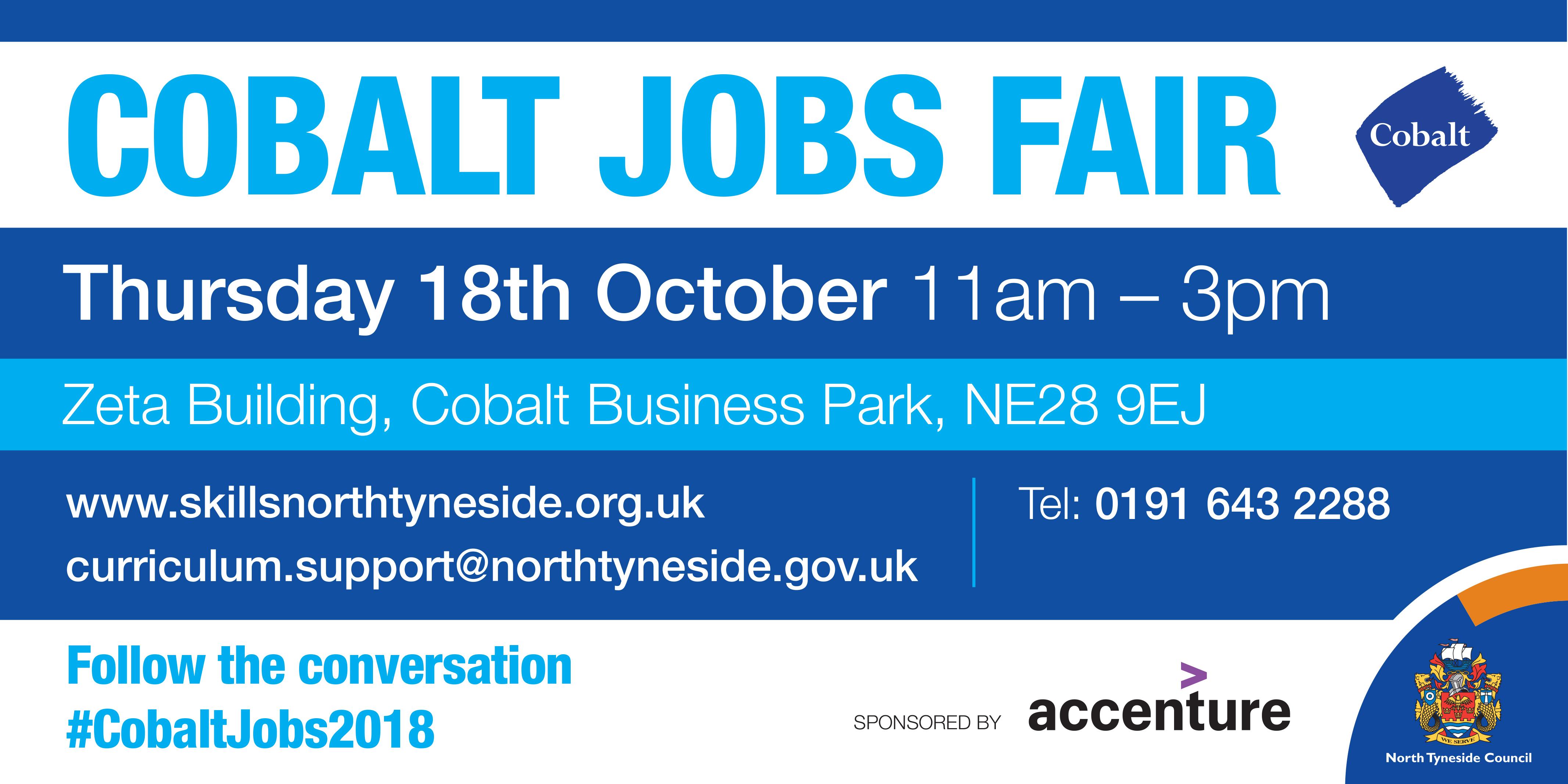 Cobalt Jobs Fair 2018 Huge Success