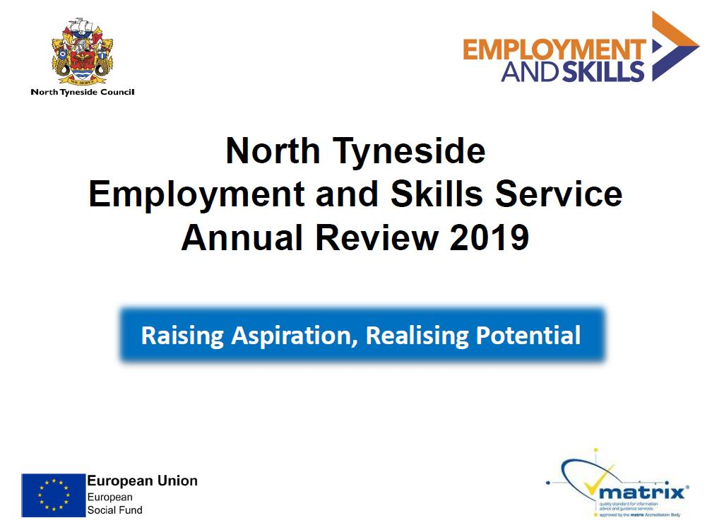 Employment and Skills Annual Review 2019