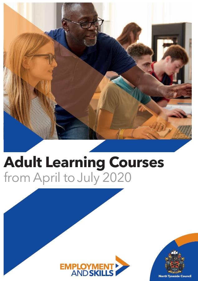 Adult Learning Courses from April to July 2020