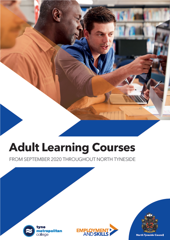 Adult Learning Courses from September 2020